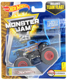 Hot Wheels Monster Jam 25: Hot Wheels (Team Flag)