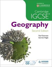 Cambridge IGCSE Geography 2nd Edition by Paul Guinness