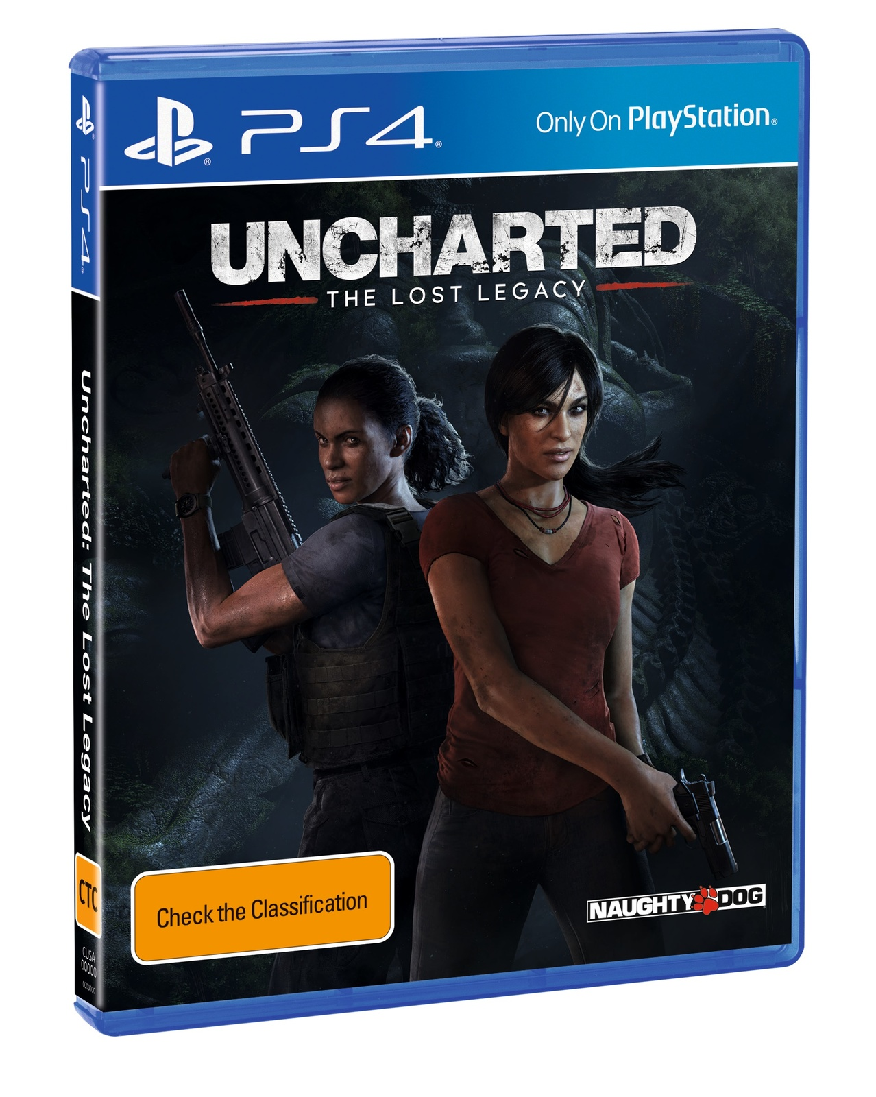 Uncharted: The Lost Legacy for PS4 image