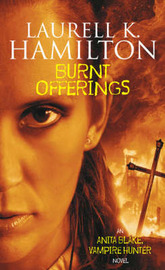 Burnt Offerings (Anita Blake #7) (face cover) by Laurell K. Hamilton image