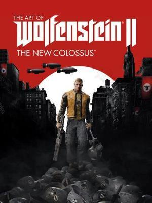The Art Of Wolfenstein II by MachineGames image
