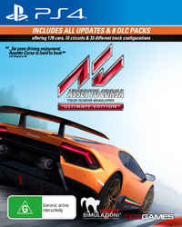 Assetto Corsa: Ultimate Edition for PS4