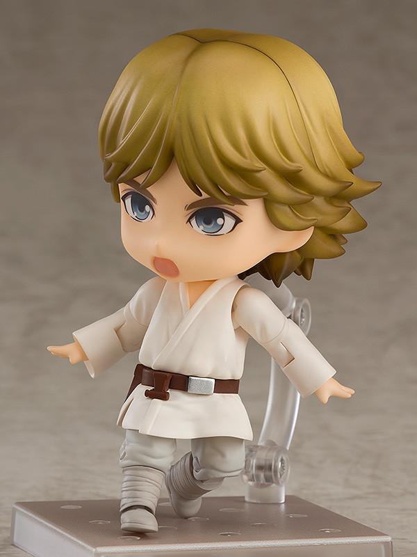 Star Wars: Nendoroid Luke Skywalker - Articulated Figure image