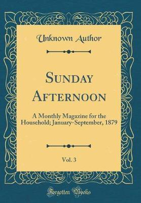 Sunday Afternoon, Vol. 3 by Unknown Author
