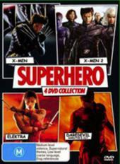 Superhero Collection on DVD