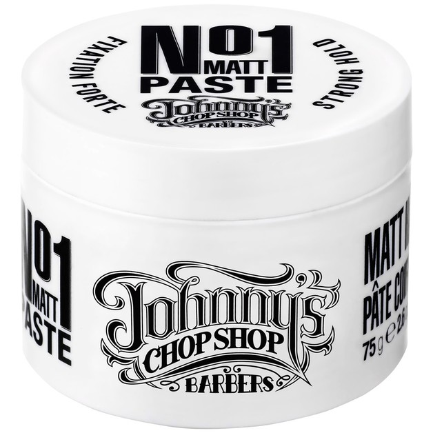 Johnny's Chop Shop #1 Matte Paste