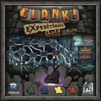 Clank! Expeditions - Gold and Silk Expansion