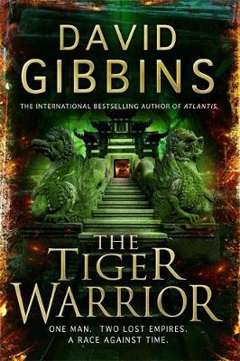 The Tiger Warrior by David Gibbins image