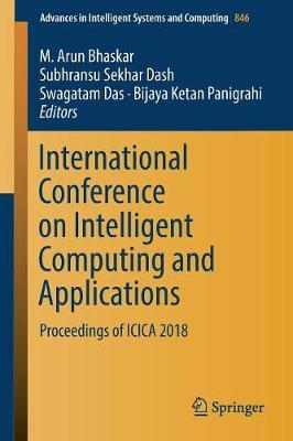 International Conference on Intelligent Computing and Applications image