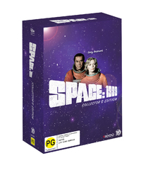 Space 1999 Collector's Edition on DVD