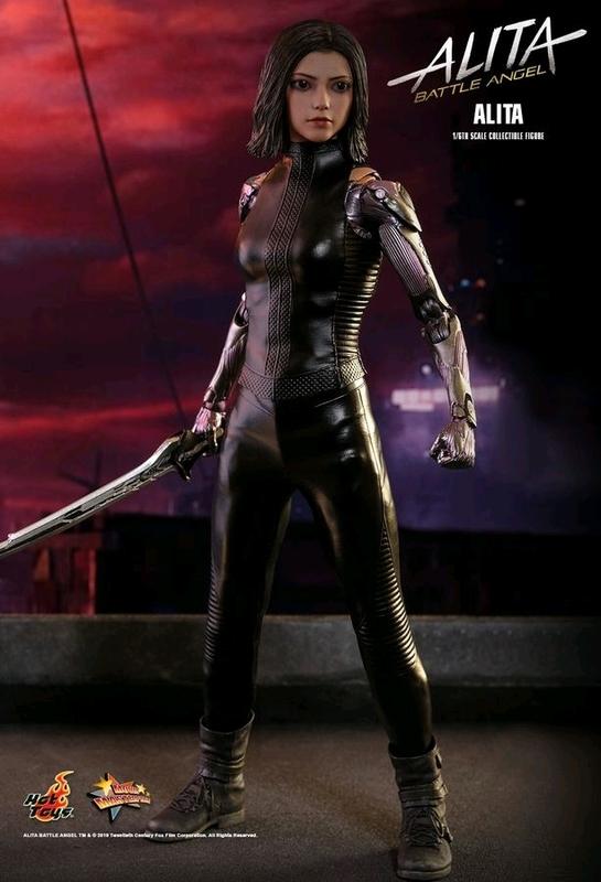 "Alita Battle Angel: Alita - 12"" Articulated Figure"