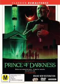 Prince Of Darkness (1987) on DVD image