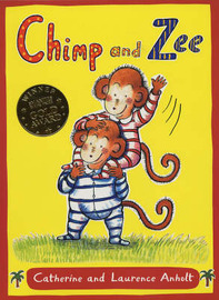 Chimp and Zee by Laurence Anholt image