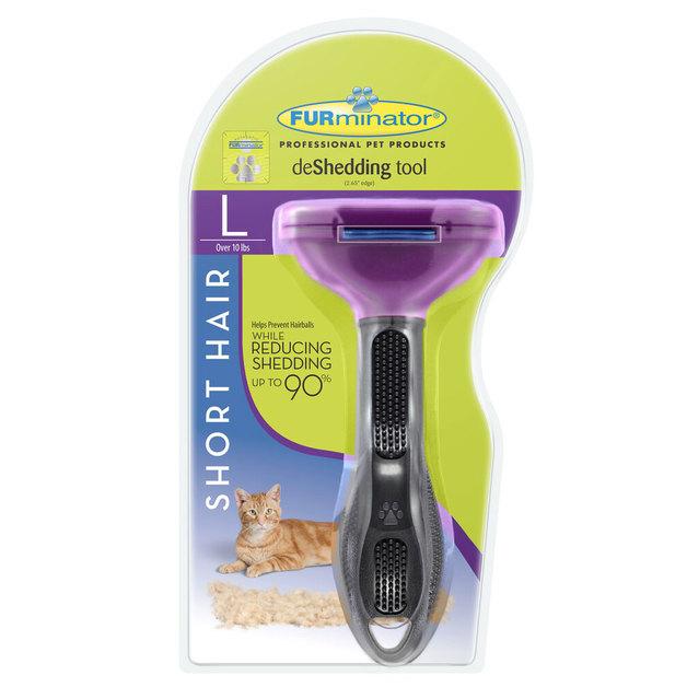 Furminator : Cat Large Short Hair Tool