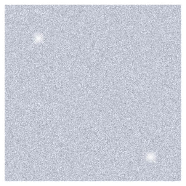SKINZ: SPARKLZ Glitter Book Cover - Silver (45cm x 1m)