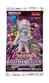 Yu-Gi-Oh! Legendary Duelists: Immortal Destiny Single Booster (5 Cards) image