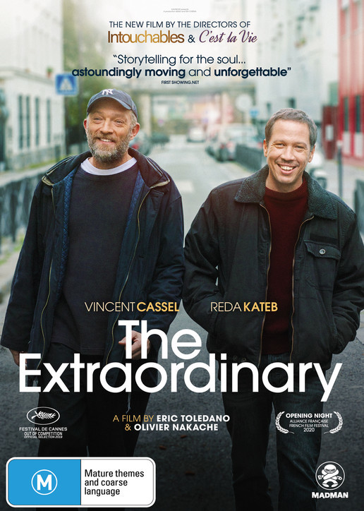 The Extraordinary on DVD