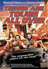 Cheech & Chong - Things Are Tough All Over on DVD