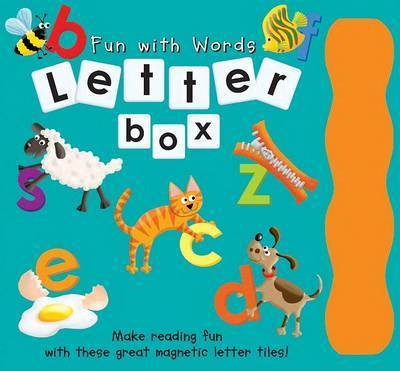 Fun with Words Letter Box by Ruth Wickins