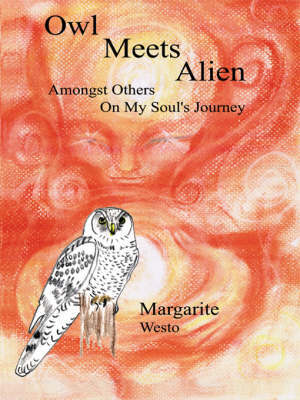 Owl Meets Alien by Margarite Westo image
