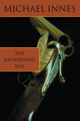 The Journeying Boy by Michael Innes image