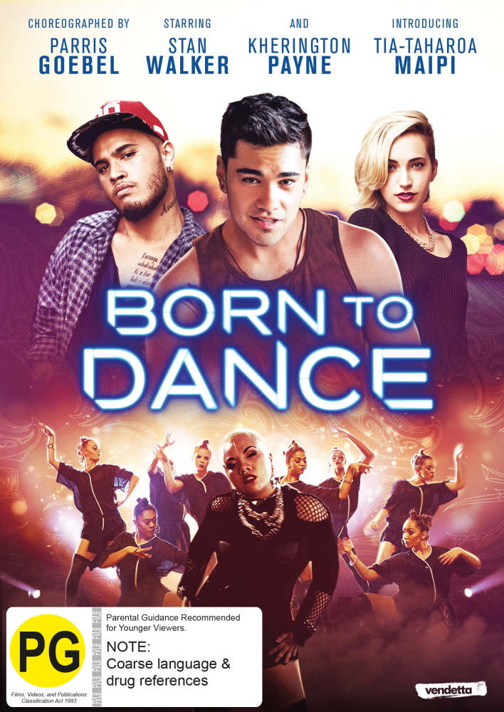 Born to Dance on DVD image