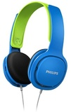 Philips On Ear Kids Headband Headphones (Blue)