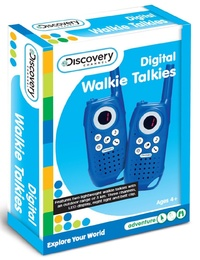 Discovery Kids - Digital Walkie Talkies