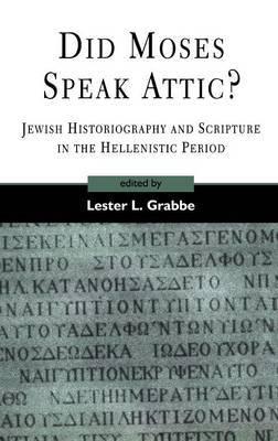 Did Moses Speak Attic?