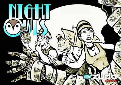 Night Owls: Vol 01 by Peter Timony image