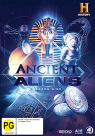 Ancient Aliens - Season Nine on DVD