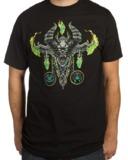 World of Warcraft Legion Demon Hunter Class T-Shirt (XXXX-Large)