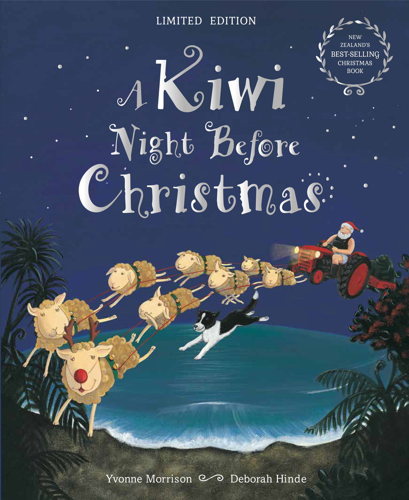 A Kiwi Night Before Christmas by Yvonne Morrison image