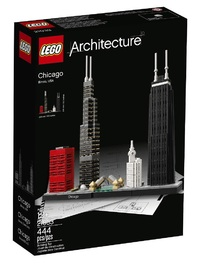 LEGO Architecture - Chicago (21033)