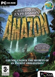 Hidden Expedition Amazon for PC Games