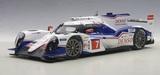 Autoart: 1/18 Toyota Hybrid Le Mans 2014 #7 - Diecast Model