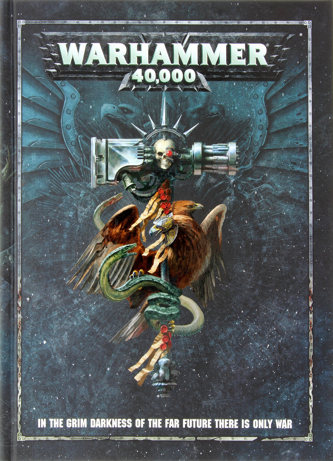 Warhammer 40,000 Rulebook (8th Edition) image