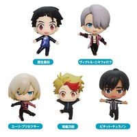 Yuri!!! On Ice: Collection Mini-Figure (Blind Bag)