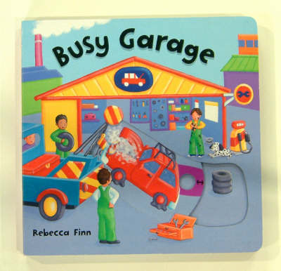 Busy Books: Busy Garage image