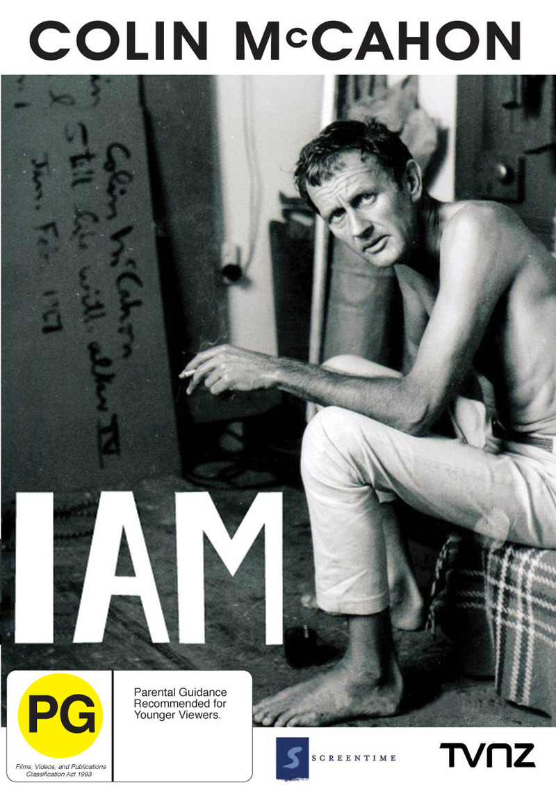 Colin McCahon: I Am on DVD image