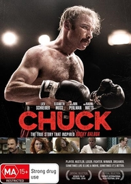 Chuck on DVD image