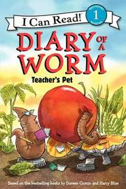 Diary of a Worm by Harry Bliss