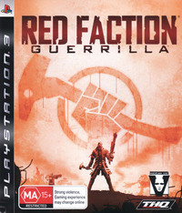 Red Faction: Guerrilla for PS3