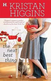 The Next Best Thing by Kristan Higgins image