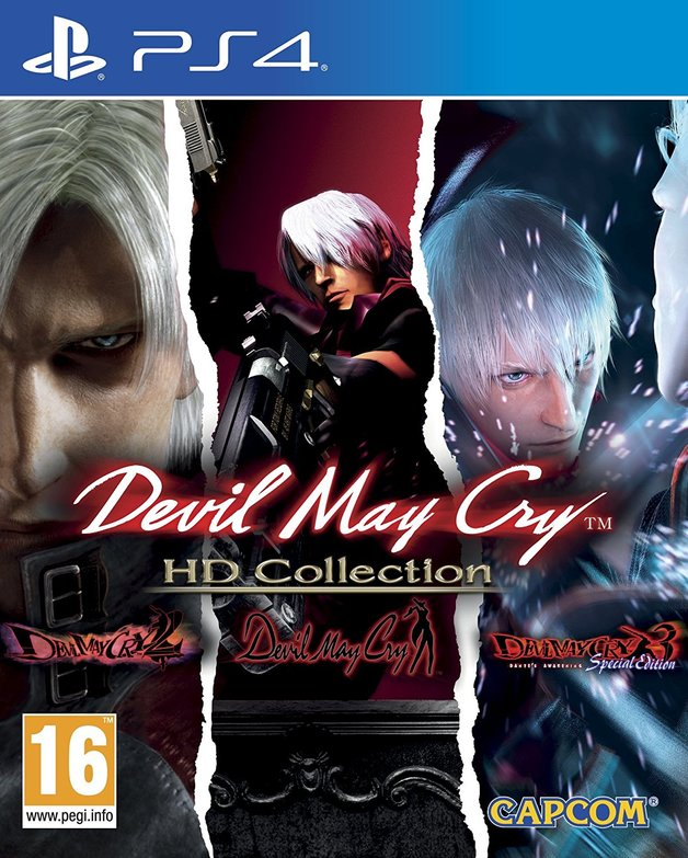 Devil May Cry: HD Collection for PS4