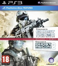 Tom Clancy's Ghost Recon Ultimate Edition (2 games) for PS3
