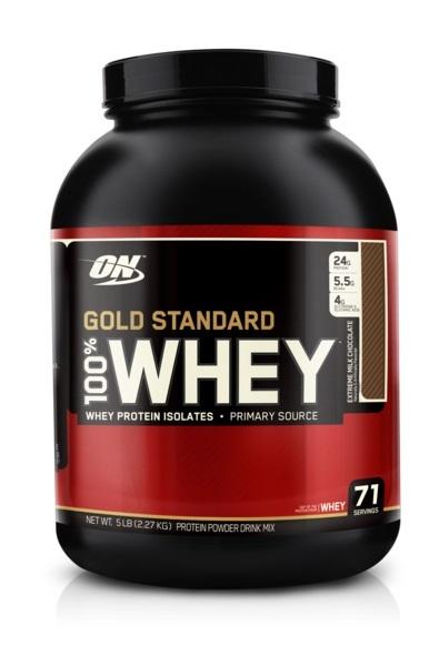 Optimum Nutrition Gold Standard 100% Whey - Extreme Milk Chocolate (2.27kg)