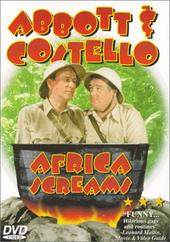 Africa Screams on DVD