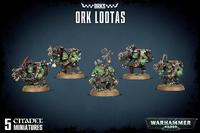 Warhammer 40,000 Ork Lootas & Burna Boyz