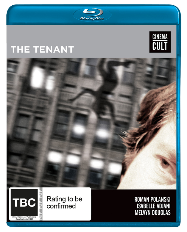 The Tenant on Blu-ray